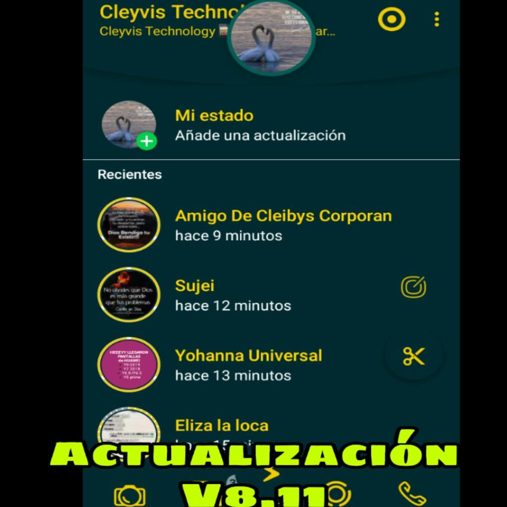 WhatsApp Aero V8.11
