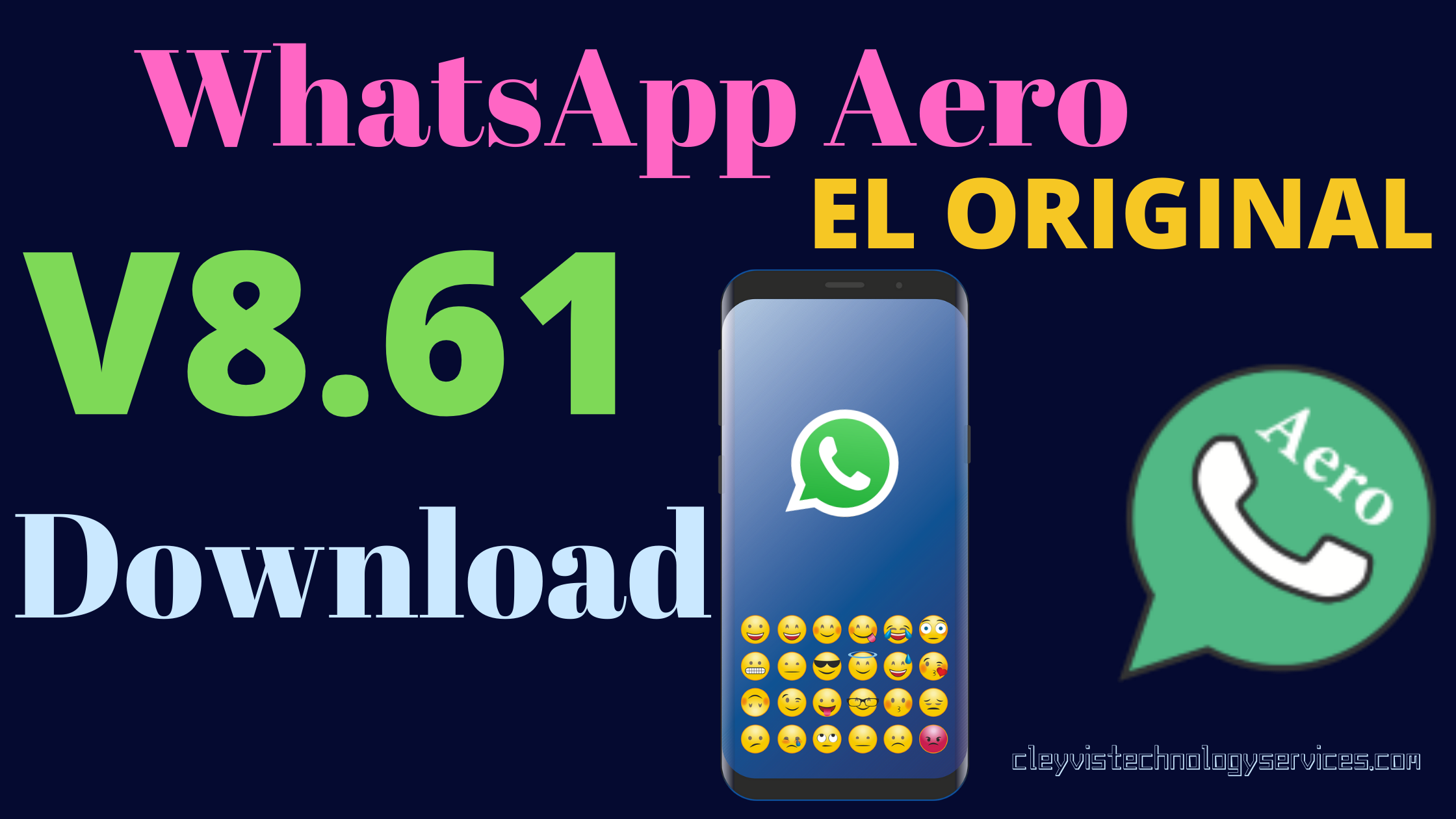 whatsapp aero 8.61